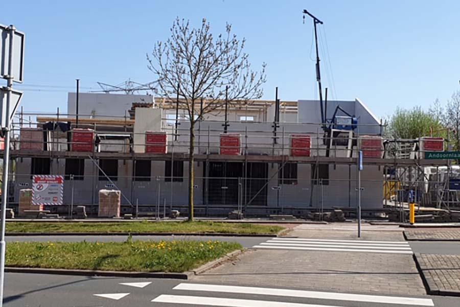 nieuwbouw in beeld Hospice de Cirkel