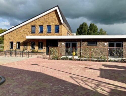 Bouw in Beeld van hospice De Cirkel voor de Alblasserwaard