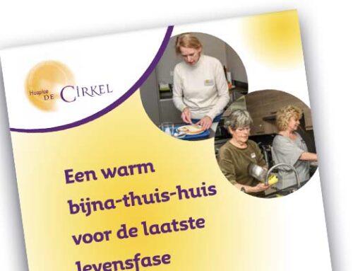 Folder hospice De Cirkel 2021